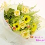 お誕生日花束2