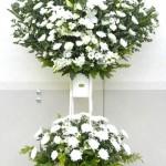 葬儀スタンド2段タイプ