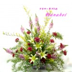 入学式 式典生花